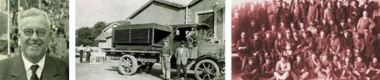 Georges Mengès fondateur de l'entreprise Mengès Industries
